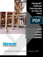 Structural Systems Spanish Fiber Grate