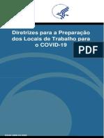 Diretrizes OSHA - Covid19