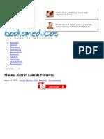 Manual Harriet Lane de Pediatría 21ª Edición   booksmedicos