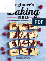 Beginners Baking Bible