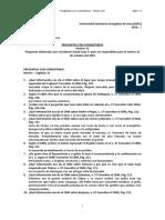 PREGUNTAS CON COMENTARIOS HECHOS 13