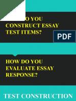 Evaluating Essay Items.pptx