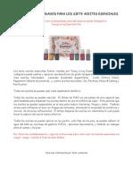 Yl 101 Usos de Aceites Esenciales