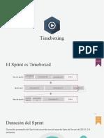 11. Encajar el tiempo (Timeboxing)