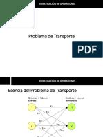 Problema de Transporte I