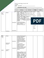 Sugestão de Impresso Planejamento 6º Ano - Março