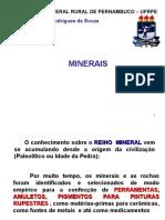 AULA 02 - MINERAIS PDF.ppt