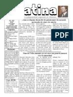 Datina - 21.5.2020 - prima pagină