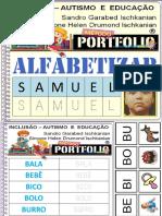 Livro de Alfabetização 2 54 Páginas Samuel