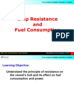 3 Ship Resistance and Fuel Cons