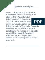 Biografía de Manuel piar.docx