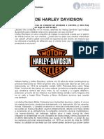 Caso Harley Davidson