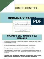 Gráfico de Control Mediana y Rango