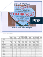 See the full mayoral budget recommendation for FY2021: