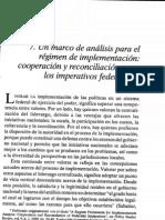7 Stoker Implementación Conciliación Imperativos Federalistas