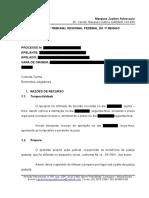 peticao recurso apelacao modelo