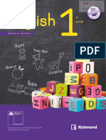 Libro Ingles 1ero