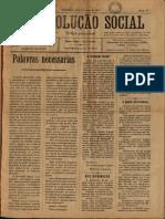Periódico a Revolucao Social
