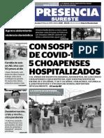 PDF Presencia 20 de Mayo de 2020