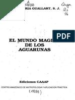 El mundo magico de los aguarunas (indice).pdf