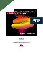 Chiarenza Daniel - Guerra Civil Española Y America Latina