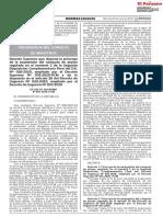 DS 087-2020-PCM