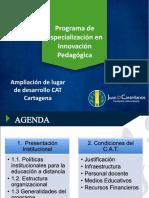 Presentación Cartagena