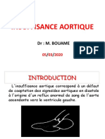 Dr. Bouame - Insuffisance Aortique