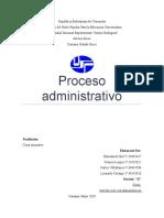 II administración