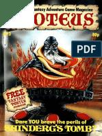 Proteus 03 - Shinderg's Tomb