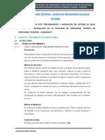 04.02  ESPECIFICACIONES TECNICAS - PTAP