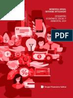 Informe Integrado 2019 del Grupo Financiero Galicia