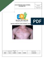 Guia de Atencion Clinica Dermatitis