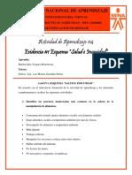Evidencia #1 Esquema. Salud e Inocuidad - MARLON VERGARA