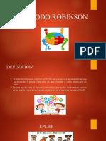 EL METODO ROBINSON