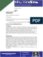 cotizacion PIERNAS CRUZADAS