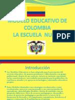 Modelo Educativo de Colombia