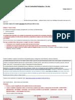 plan de continuidad pedagógica