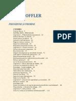 Alvin Toffler - Previziuni Si Premise.pdf