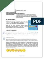 Guía de aprendizaje Multigrado - Competencia comunicativa.