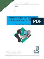 Méthodologie Merise - Cours Du Cycle B Du Cnam.pdf