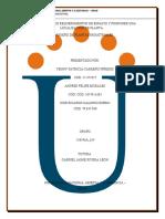 Fase 3 - Definir los requerimientos de espacio y proponer localizacion de la planta