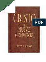 Cristo y El Nuevo Convenio.