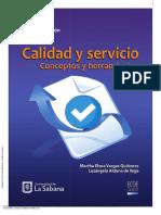 Calidad y Servicio Conceptos y Herramientas (2a. e... ---- (CALIDAD Y SERVICIO (...))