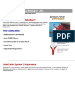SafeCable - Linear Heat Detection LHD