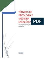 TECNICAS DE PSICOLOGÍA Y MEDICINA ENERGÉTICA