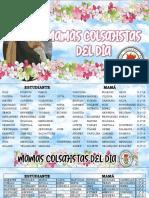 Alabanza Mayo 11 - 2020