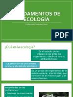 6. Fundamentos de ecología