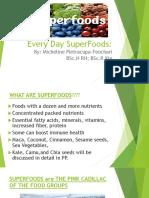 Nutrition_Super_Foods NOT EXAM