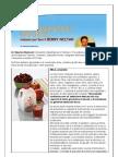 Mirtillo Berry Nectar